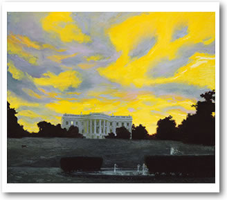 Dawn, The White House, 2000